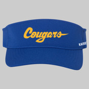 Cougars Emb - One Ten Visor