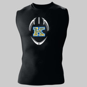 Poly K - Adult Compression Sleeveless Tee